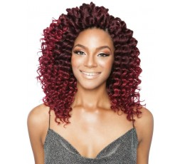 MANE CONCEPT - Mèches Crochet Braids Bouclée Ondulés ( 2X Fancy Wave ) MANE CONCEPT HAIR ebcosmetique