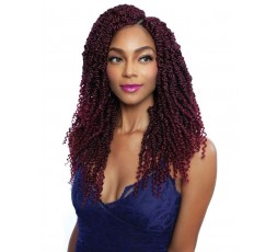 MANE CONCEPT - Mèches Crochet Braids Passion Twist ( 2X Georgeous Passion Twist ) MANE CONCEPT HAIR CROCHET BRAID TWIST