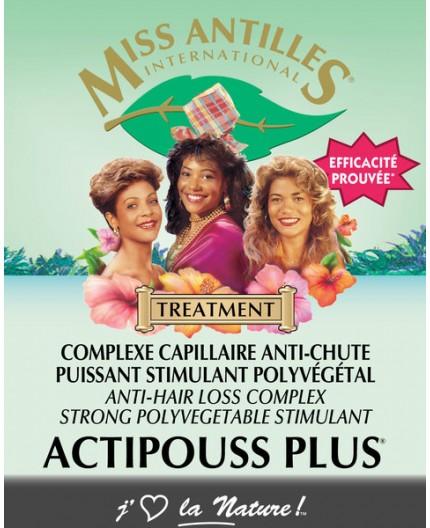 Miss Antilles- ActiPouss Plus x4 Ampoules