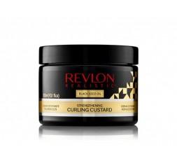 REVLON - BLACK SEED OIL - Crème Raviveur de Boucle ( Curling Custard ) REVLON ACTIVATEUR & DEFINISEUR DE BOUCLES