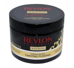 REVLON - BLACK SEED OIL - Gelée pour Torsade ( Twisting Pudding ) REVLON GEL
