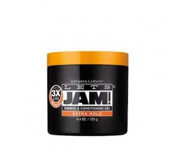 LET'S JAM - Gel Coiffant ( Condition & Shine Gel Extra Hold ) LET'S JAM GEL