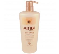 AMBI - Lotion Corporelle Hydratante & Unifiante ( Soft & Even Creamy Oily Lotion ) AMBI LAIT HYDRATANT