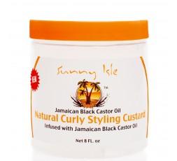 SUNNY ISLE - Gelée Coiffante pour Boucler les Cheveux ( Natural Curly Styling ) SUNNY ISLE  ACTIVATEUR & DEFINISEUR DE BOUCLES