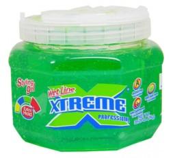 WET LINE XTREME - Le Gel Coiffant Longue Tenue Vert ( Styling Gel ) WET LINE XTREME GEL