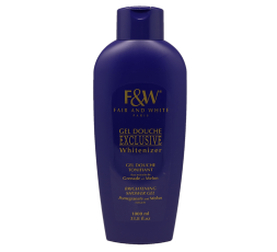 FAIR AND WHITE - EXCLUSIVE - Gel Douche Tonifiant FAIR AND WHITE SAVON