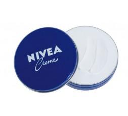 NIVEA - Crème Hydratante pour le Visage Corps & Mains NIVEA LAIT HYDRATANT