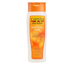 CANTU - NATURAL HAIR - Shampoing (Sulfate-Free Cleasing Cream Shampoo) - 400ml CANTU SHAMPOING