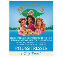 Miss Antilles- Poussitresses Ampoules MISS ANTILLES ebcosmetique