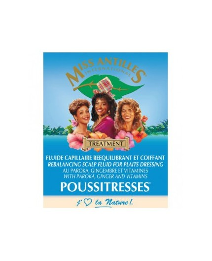 Miss Antilles- Poussitresses Ampoules