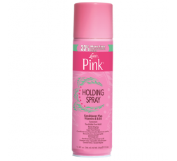 Pink- Holding Spray (Laque) PINK  LAQUE