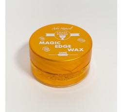 CRAZY POUSS  Gel Coiffant  Fixation Forte Magic Edge Wax Dorée