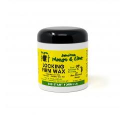 Jamaican Mango & Lime- Locking Firme Wax (Resistant Formula) JAMAICAN MANGO & LIME SOIN LOCKS