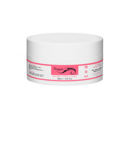 NAPPY QUEEN- Baume Capillaire 200ml