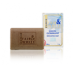 FAIR AND WHITE - ORIGINIAL - Savon Gommant FAIR AND WHITE SAVON
