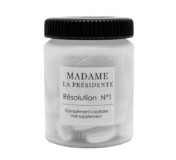 MADAME LA PRESIDENTE Résolution n°1 Hairs Vitamins Complément Alimentaire