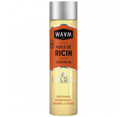 WAAM - Huile de Ricin 100% Pure WAAM BAIN D'HUILE