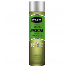 WAAM - Huile d'Avocat 100% Pure WAAM BIO & NATUREL