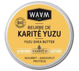 WAAM - Beurre de Karité & Yuzu WAAM LAIT HYDRATANT