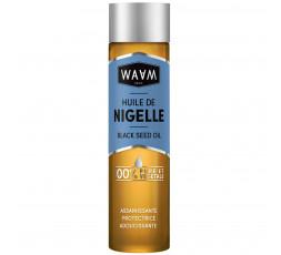 WAAM - Huile de Nigelle 100% Pure WAAM BAIN D'HUILE