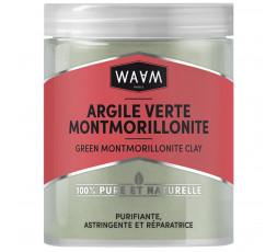 WAAM - Argile Verte Montmorillonite 100% Pure WAAM MASQUE
