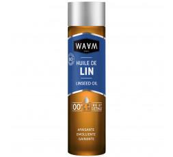 WAAM - Huile de Lin 100% Pure WAAM BIO & NATUREL