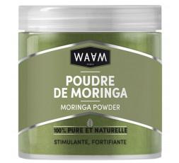 WAAM - Poudre de Moringa 100% Pure & Naturelle WAAM CO-WASH