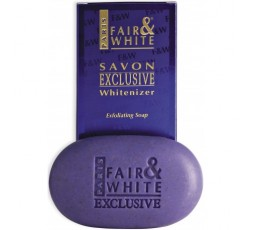 FAIR AND WHITE - EXCLUSIVE - Savon FAIR AND WHITE SAVON
