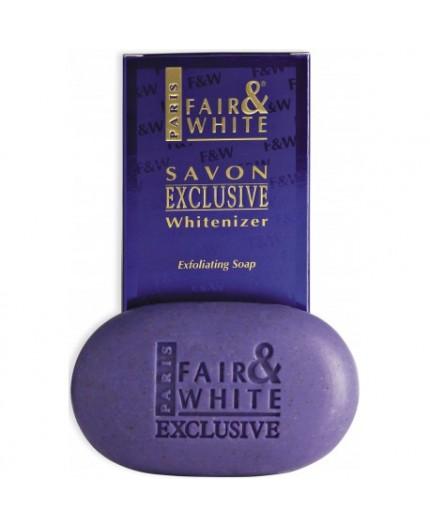 FAIR AND WHITE - EXCLUSIVE - Savon