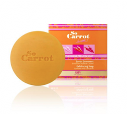 FAIR AND WHITE - SO CARROT - Savon Gommant FAIR AND WHITE SAVON