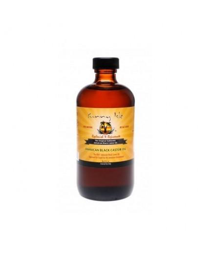 Sunny Isle - Huile de Carapate (Jamaican Black Castor Oil)