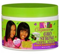Africa's Best Kids Organics- Gro Strong Triple Action AFRICA'S BEST  ebcosmetique