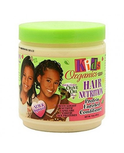 Africa's Best Kids Organics- Hair Nutrition Conditioner (après-shampoing)