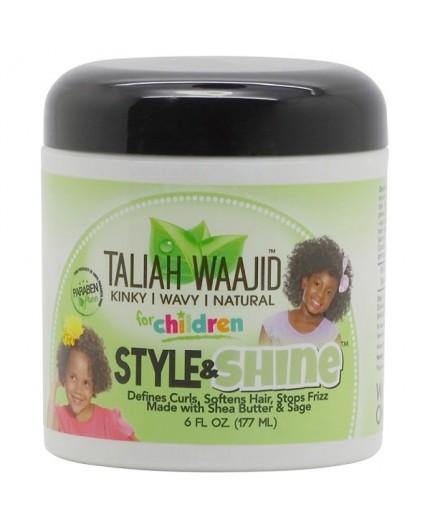 Taliah Waajid Children- Style & Shine (Crème Coiffante)