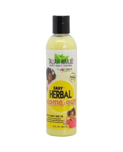 Taliah Waajid- Easy Herbal Comb (Démêlant)