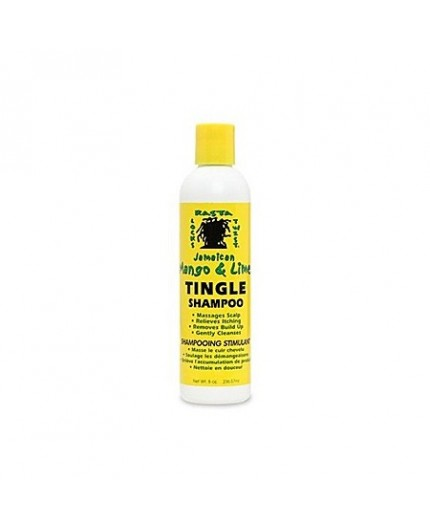 Jamaican Mango & Lime- Tingle Shampoo