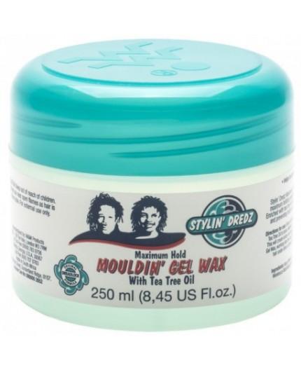 Stylin Dredz Mouldin Gel Wax Pour Locks