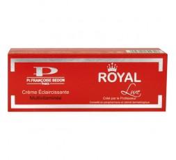 Pr.Françoise Bedon Royal Luxe- Tube Crème Éclaircissant PR FRANÇOISE BEDON  CRÈME ÉCLAIRCISSANTE VISAGE