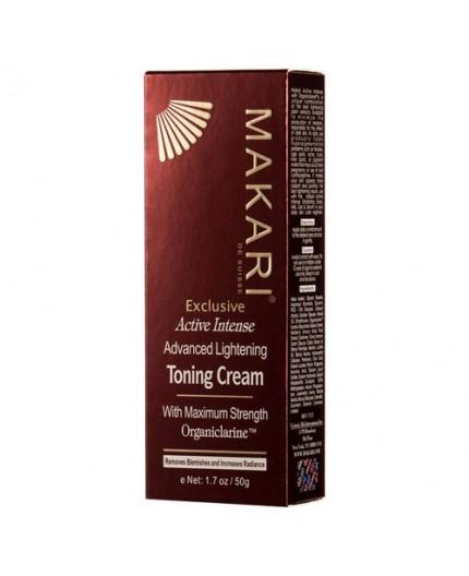 Makari Exclusive - Tube Crème Éclaircissant Visage