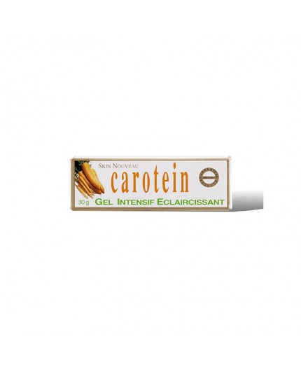 Carotein- Gel Intensif Éclaircissant