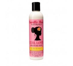 Camille Rose- Curl Love Moisture Milk (Lait hydratant) CAMILLE ROSE NATURALS LAIT COIFFANT