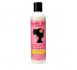 Camille Rose- Curl Love Moisture Milk (Lait hydratant) CAMILLE ROSE NATURALS ebcosmetique