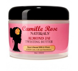 Camille Rose- Almond Jai Twisting Butter CAMILLE ROSE NATURALS Accueil