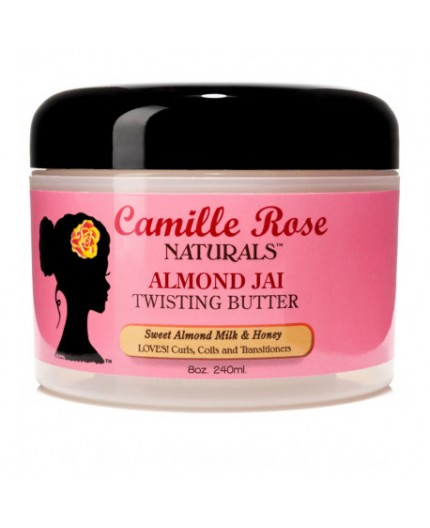 Camille Rose- Almond Jai Twisting Butter