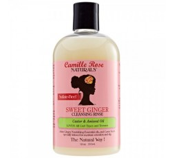 Camille Rose- Shampoing Sweet Ginger CAMILLE ROSE NATURALS ebcosmetique