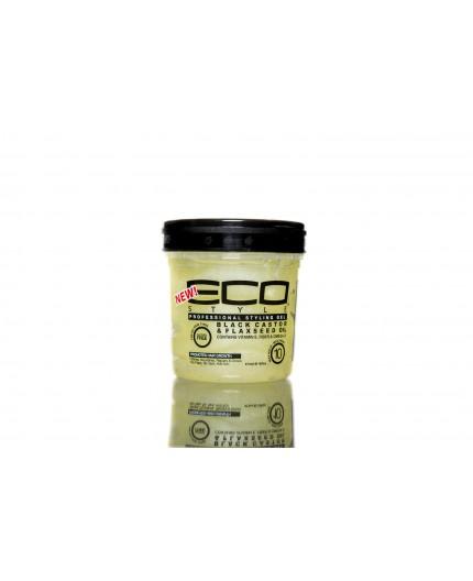 Eco Styler Gel Coiffant Fixation Forte à L'huile De Ricin Noir  (Black Castor Oil & Flaxseed Oil)