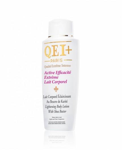 QEI+ Efficacité Extrême- Lait Corporel Éclaircissant