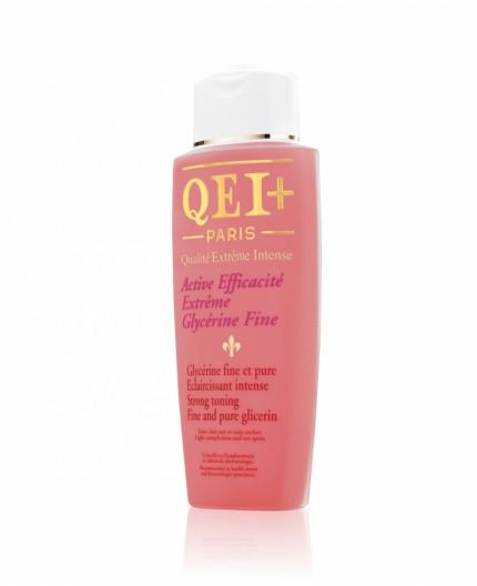 QEI+ Efficacité Extrême- Glycérine Éclaircissante Fine