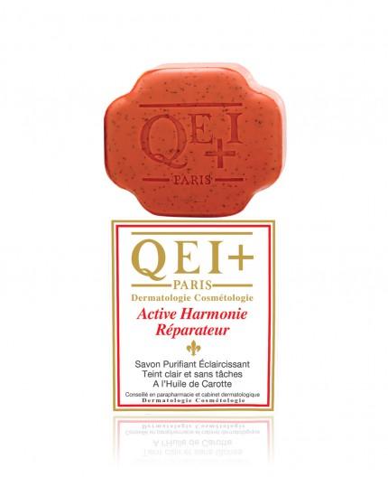 QEI+ Harmonie Réparateur- Savon Purifiant Éclaircissant