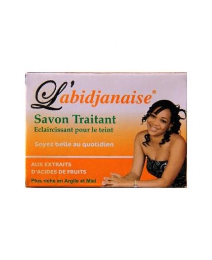 L'Abidjanaise- Savon Éclaircissant